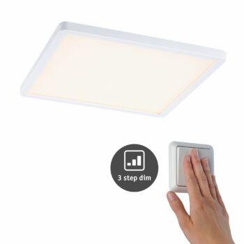 Paulmann 930.54 Areo Varifit LED panel, 3-step-dimming, fehér, 3000K melegfehér, beépített LED, 2200 lm, IP44