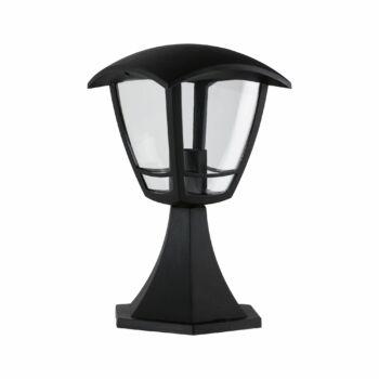 Paulmann 943.93 Classic kültéri állólámpa, fekete, E27 foglalat, IP44