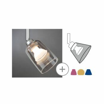 Paulmann 953.55 URail DecoSystems Rado bura GU10 foglalathoz, üveg