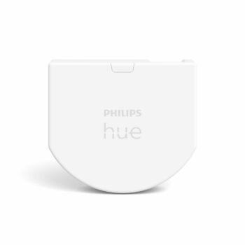 Philips Hue kapcsoló mögé építhető modul, elemes, fehér, Zigbee, 8719514318045