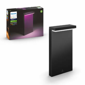 Philips Hue Nyro kültéri állólámpa, White and Color Ambiance, RGBW, 13,5W, IP44, 8718696174296