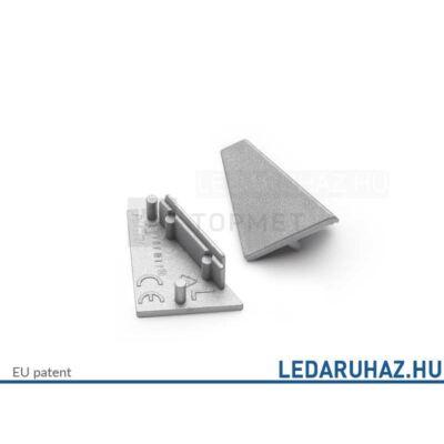 Topmet Corner14 végzáró ezüst - A4070040
