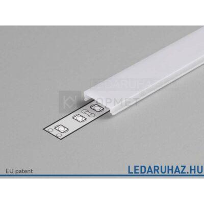 Topmet LED profil előlap C opál - 76330038 - 2m