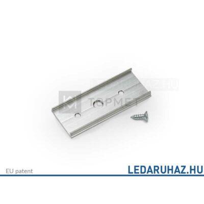 Topmet T LED profil rögzítő 5 cm, toldásokhoz - C6990000