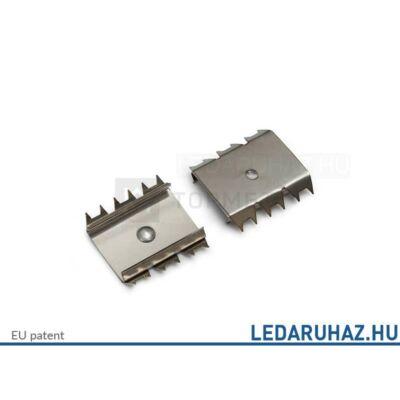 Topmet U LED profil rögzítő karmos(Surface, Uni12, Back, Floor, Flat, Deep, Groove, Groove14, Corner profilokhoz) - 76610019