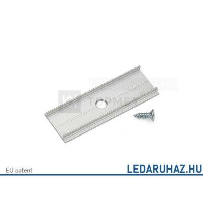 Topmet X LED profil rögzítő 5 cm, toldásokhoz - 76350000