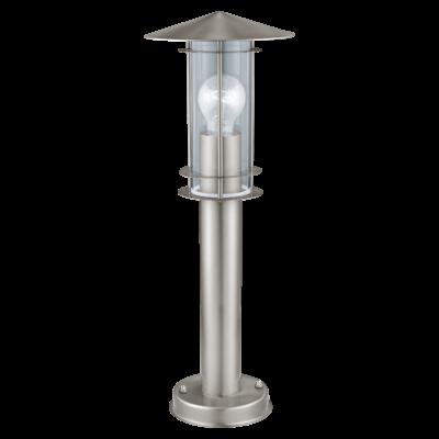 EGLO 30187 LISIO kültéri állólámpa, nemesacél