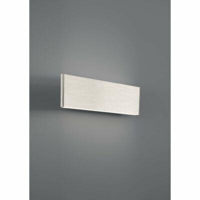 EGLO 39268 CLIMENE fali LED lámpa, 225cm hosszú, csiszolt alumínium, beépített LED, 2x5,4W, 3000K melegfehér, 2x640lm