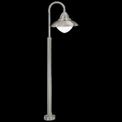 EGLO 83969 SIDNEY kültéri állólámpa, nemesacél