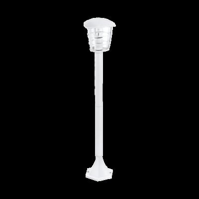EGLO 93404 ALORIA kültéri állólámpa, fehér