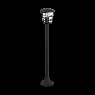EGLO 93408 ALORIA kültéri állólámpa, fekete