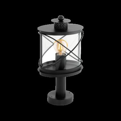 EGLO 94864 HILBURN kültéri állólámpa, fekete