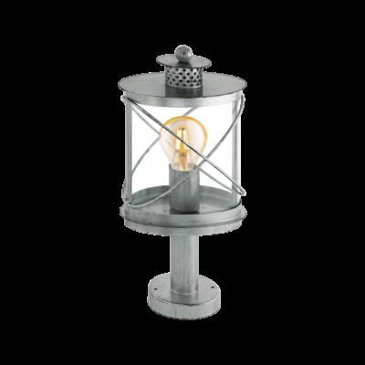 EGLO 94867 HILBURN 1 kültéri állólámpa, antik ezüst