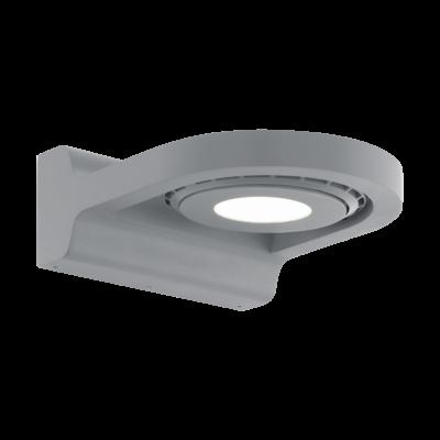 EGLO 96281 ROALES kültéri fali LED lámpa, ezüst