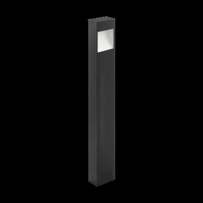 EGLO 98097 MANFRIA kültéri LED állólámpa, antracit, fehér