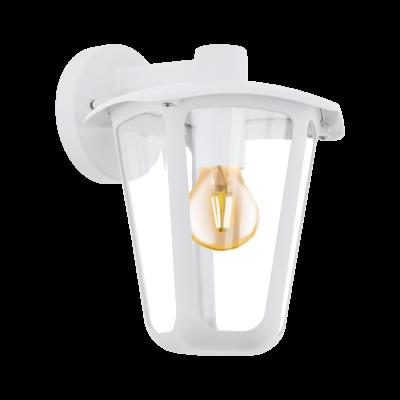 EGLO 98116 MONREALE kültéri fali lámpa, fehér