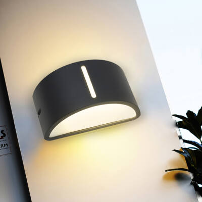 LUTEC Bonn kültéri fali lámpa, max. 60W, E27 foglalattal, IP54, antracit, LUTEC-6330401118, 3304 gr