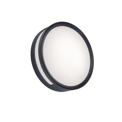 LUTEC ROLA fali/mennyezeti lámpa szürke, 3000K melegfehér, beépített LED, 800 lm, LUTEC-6382201118