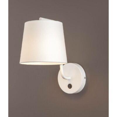 MAXLIGHT CHICAGO fali lámpa fehér, E27, MAXLIGHT-W0193