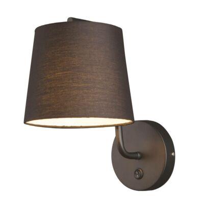 MAXLIGHT CHICAGO fali lámpa fekete, E27, MAXLIGHT-W0194