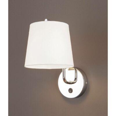MAXLIGHT CHICAGO fali lámpa króm, E27, MAXLIGHT-W0195