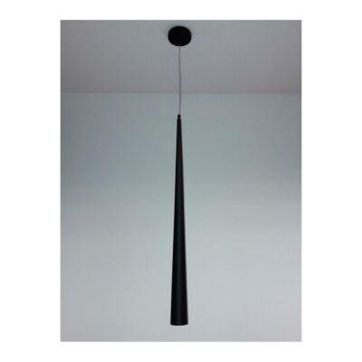 MAXLIGHT SLIM 1 ágú függeszték fekete, GU10, MAXLIGHT-P0004