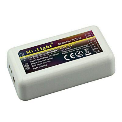 Mi-Light FUT036 monokróm LED vezérlő, 12V-24V DC