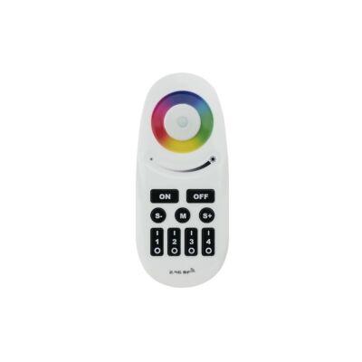Mi-Light FUT095 RGBW távirányító, nyomógombos, 4 zónás
