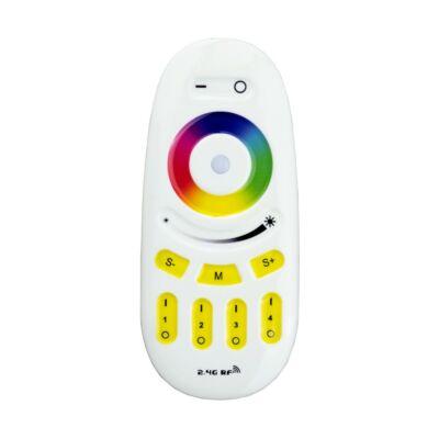 Mi-Light FUT096 RGBW távirányító LED szalaghoz, 4 zónás
