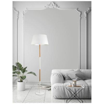 Nova Luce Arrigo asztali lámpa, 45 cm, fehér, Fényforrás nélkül, NLC-7605184
