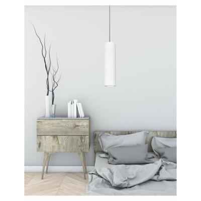 Nova Luce Plaster gipsz függesztett lámpa, 7 cm, fehér, Fényforrás nélkül, NLC-154618