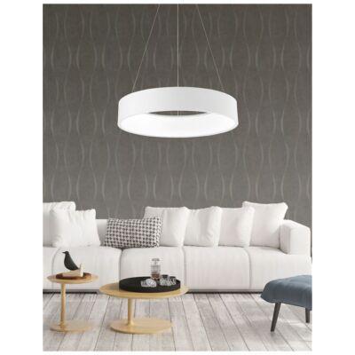Nova Luce Rando LED függeszték, 60 cm, fehér, 3000K melegfehér, NLC-6167205