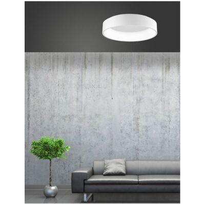 Nova Luce Rando LED mennyezeti lámpa, 60 cm, fehér, 4000K természetes fehér, NLC-6167201