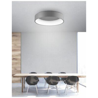 Nova Luce Rando LED mennyezeti lámpa, 60 cm, szürke, 3000K melegfehér, NLC-6167208