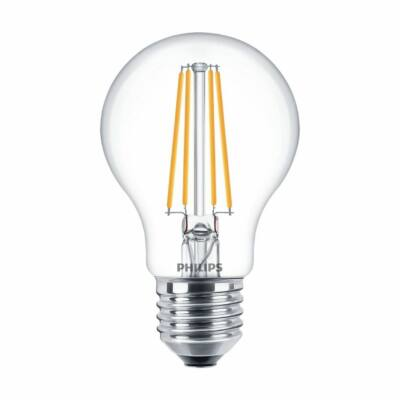 Philips Classic 7W E27 LED fényforrás, 806 lm, 2700K melegfehér 929001387302 - 929001387302