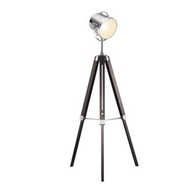 TRIO ANTWERP állólámpa króm, E27, TRIO-407300106