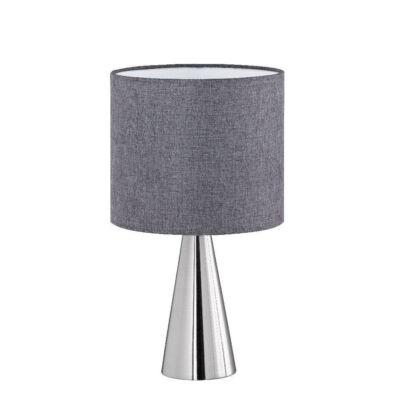 TRIO COSINUS asztali lámpa szürke, E14, TRIO-506500107
