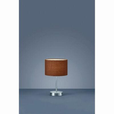 TRIO HOTEL asztali lámpa barna, E14, TRIO-501100114