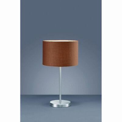 TRIO HOTEL asztali lámpa barna, E27, TRIO-511100114