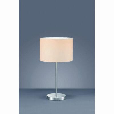 TRIO HOTEL asztali lámpa fehér, E27, TRIO-511100101