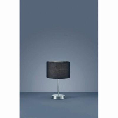 TRIO HOTEL asztali lámpa fekete, E14, TRIO-501100102