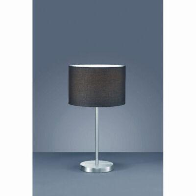 TRIO HOTEL asztali lámpa fekete, E27, TRIO-511100102