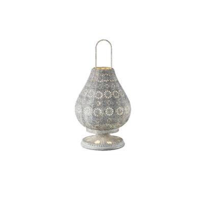TRIO JASMIN asztali lámpa antikolt, E14, TRIO-503700161