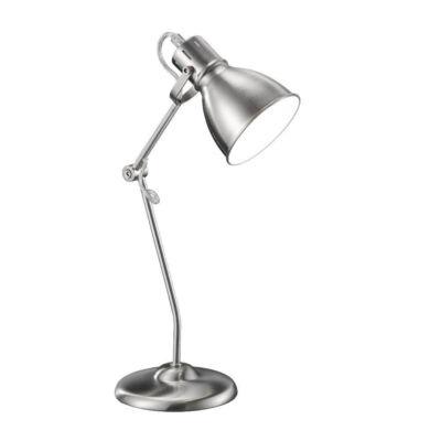 TRIO JASPER asztali lámpa króm, E14, TRIO-500500107