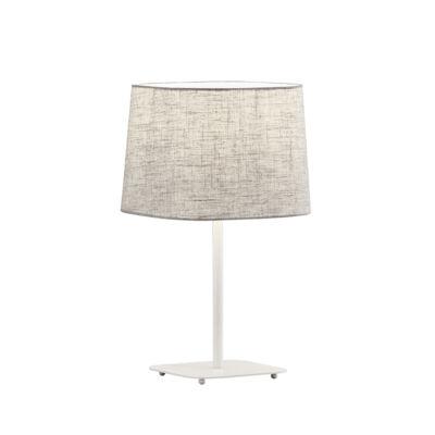 Viokef HENDRIX asztali lámpa fehér, E27, VIO-4174700