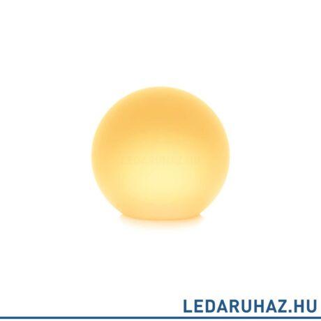 Elgato Eve Flare hordozható okos LED lámpa, 25 cm átmérő, 90lm, beépített LED, IP65