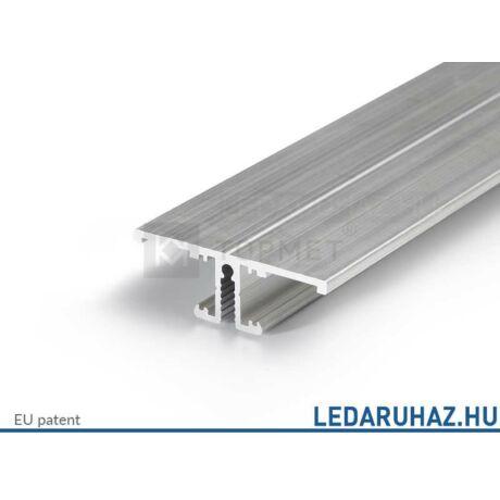 Topmet Back10 alumínium exkluzív fali LED profil, natúr alu (előlap: A) - 90030000 - 2m