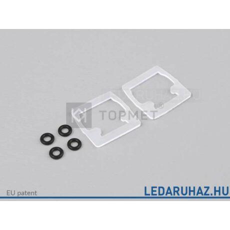 Topmet Floor12 LED profil végzáró gumi tömítő szett - B1830000