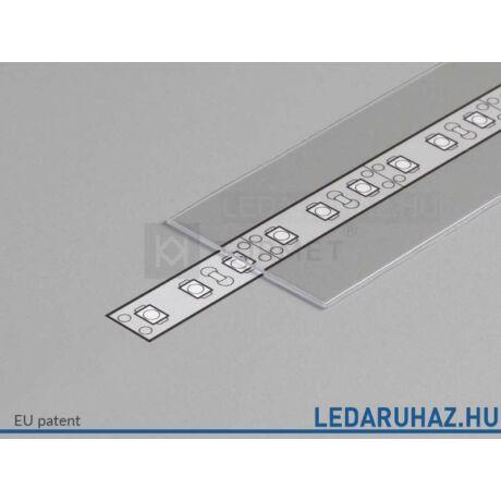 Topmet LED profil előlap G víztiszta - 84070016 - 2m