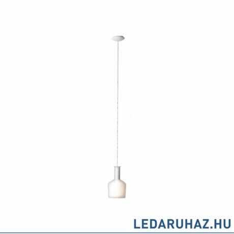 EGLO 39138 PASCOA függesztett lámpa, 16cm átmérő, fehér, 1 db. E27 foglalattal, max. 1x60W